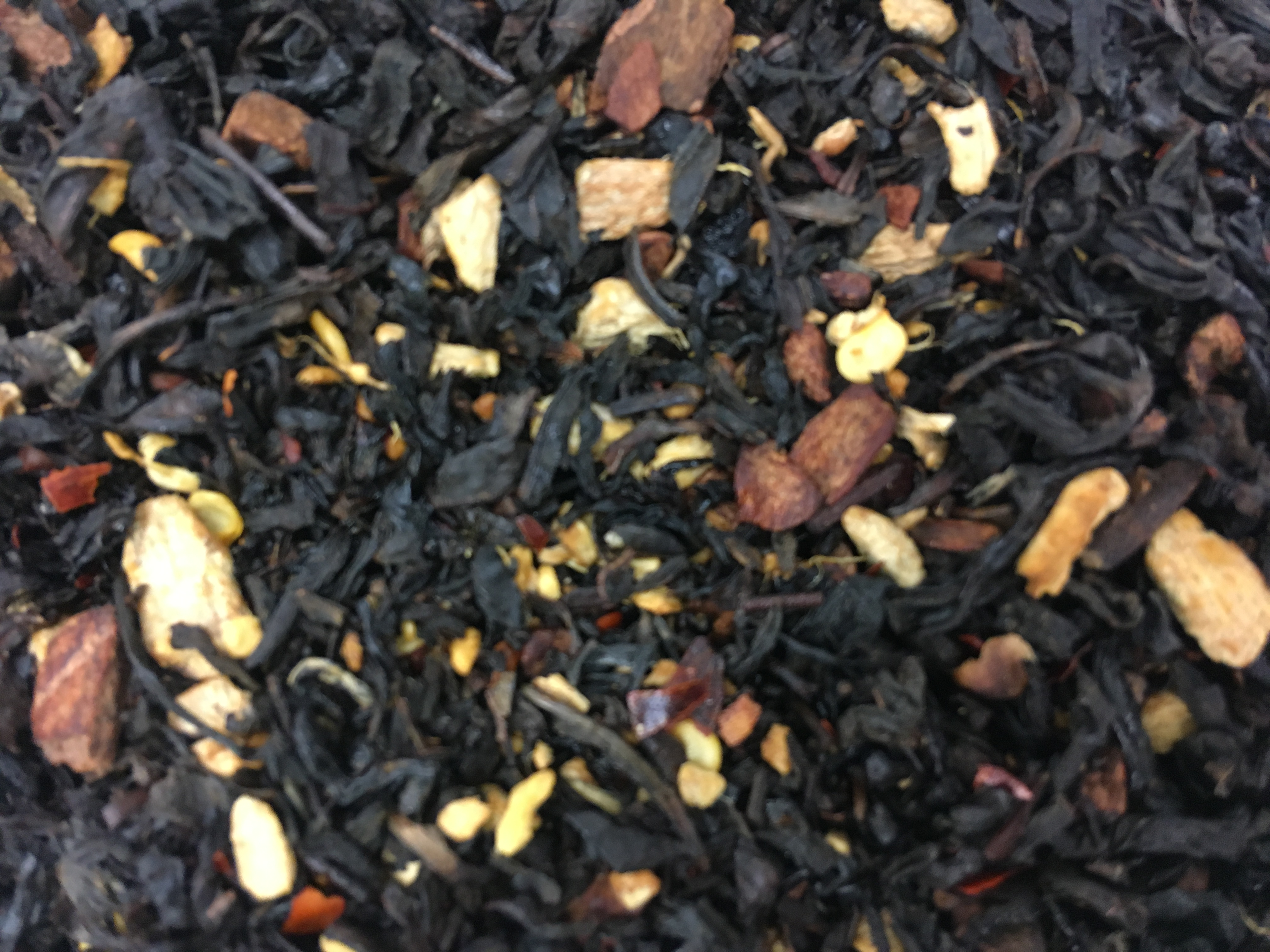 Spicy Chai Oolong